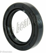 Oil And Grease Seal 14.173x 15.748x 0.709 Inch Rubber Covered Double Lip W/ga