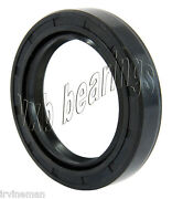 Oil And Grease Seal 14.567x 16.142x 0.709 Inch Rubber Covered Double Lip W/ga