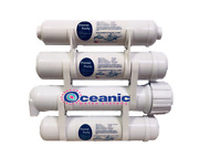 Oceanic Portable Xl Ro Reverse Osmosis Water Filter System   Heavy Duty 100 Gpd
