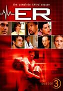 Er - The Complete Third Season Used - Very Good Dvd