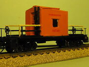 Milwaukee Road 01749 Transfer Caboose N-scale Custom Built And Painted