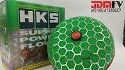 Hks 3 Inch Turbo Air Inlet Filter Green Jdm Super Power Flow Reloaded Cai 80mm