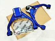 Megan Racing Front Upper Camber Control Arms Fits 370z 09-18 G37 G37x 08-13