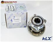 Bmw X5 X6 Awd Front Wheel Bearing And Hub Assembly 31206795959