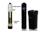 Well Water Softener And Iron Filter Water System + Kdf85   32000 Grain 9x48