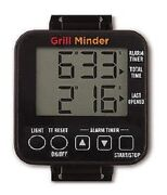 Maverick Grill Minder Never Forget How Long Your Food Has Been On Grill Tm-10