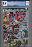 Human Fly 11 Cgc 9.6 1978 Marvel Comic With A Real Super Hero New Frame