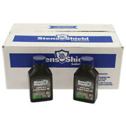 Case Of 24 Synthetic Blend 501 2-cycle Engine Oil Mix 2.6 Oz. Bottles