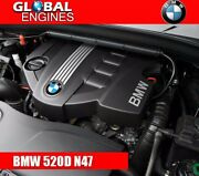 Bmw 520d Diesel Engine 2.0 F10/11 N47 D20o1 Fits 10 To 11 Supply And Fit
