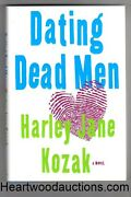 Dating Dead Men By Harley Jane Kozak Signed First The Author's First Novel. - Hi