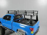 New Steel Cargo Trunk Bed Roof Rack For Toy Tamiya R/c 1/10 Toyota Tundra Truck
