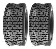 2 Two 16x6.50-8 D265 Turf Tubeless Tires Lawn Garden Mower Tractor 16 650 8
