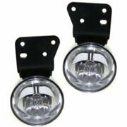 New Set Of 2 Driver And Passenger Side Fog Lamp Assembly Fits Pontiac Grand Am