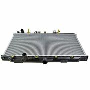 Radiator Assembly Aluminum Core Direct Fit For 90-93 Acura Integra 1.7l 1.8l New