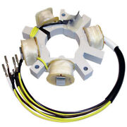 Johnson Evinrude 77-1999 9.9,10,15,20,25,35,50,55 And 60hp 2cyl 5amp Stator 763770