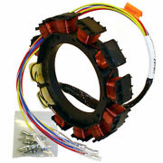 Mercury 1987-1996 7075 And 90hp-3cyl 9amp 1988-1996 40100115and125hp-4cyl Stator