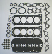 Head Gasket Set Rover 25 Vi 200 Coupe Mg Mgf Mgtf Mgzr Elise Vvc 1.8 Uprated Mls