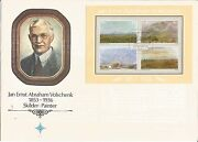 South Africa 1978 Jan Ernst Abraham Volschenk Large First Day Cover