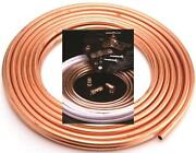 New Anderson Metal 760004 Usa Copper 10 Foot Ice Maker Installation Kit 3347689