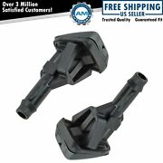 Dorman Windshield Washer Spray Nozzle Jet Pair Of 2 For Explorer Mountaineer
