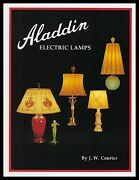 Aladdin Electric Lamps Soft Bound - Autographed Edition - Signed By Author. New