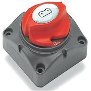 Battery Disconnect Switch Boat Marine Car Rv Camper Trailer Locked Replacement