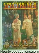 Spectrum 4 By Cathy And Arnie Fenner Editors First Leo And Diane Dillon Gma
