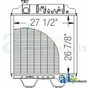 A-86013263 For Ford Tractor Radiator G190 8770 8770a