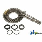 A-81863254 For Ford Tractor Gear Set Ring And Pinion 5640 6640 6640o 7740 774