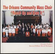 New Orleans Community Mass Choir Cd Reach Up And Grab It 2001