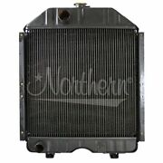 Made To Fit Ford/ New Holland Case/ih Tractor Radiator 16 3/4 X 17 5/8 X 1 3/4