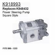 K918993 Made To Fit David Brown Tractor Power Steering Pump 990-1200