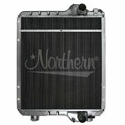 Made To Fit Case Ih New Holland Tractor Radiator 23 1/2 X 20 5/8 X 4 7/16 82033