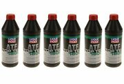 Automatic Transmission Fluid Atf 6 Liters Liqui Moly Made In Germany For Bmw