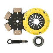 Clutchxperts Stage 5 Extreme Race Clutch Kit Fits 92-93 Integra 1.8l Gs Model