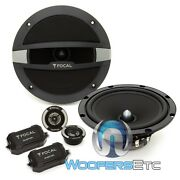 Focal Auditor R-165s2 6.5 240w Max Component Speakers Tweeters Crossovers New