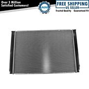Radiator Assembly Aluminum Core Direct Fit For 07-10 Toyota Sienna New