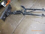 Nos Bolens Fmc Iseki 48 Plow / Blade And Frame M250 Incomplete