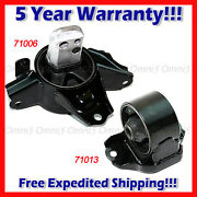 M177 Fit 10-13 Kia Forte/koupe/forte5 2.0l 2.4l Auto Front Motor And Trans Mount