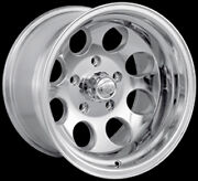 Cpp Ion 171 Wheels Rims 15x10, Fits Jeep Wrangler Grand Cherokee Yj Ford Ranger