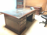Paoli Office Desk, Credenza Lateral Files, Bookcase Lateral Files