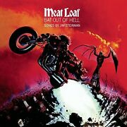Meat Loaf - Bat Out Of Hell [new Vinyl Lp] Uk - Import