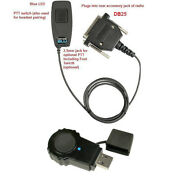 Pryme Blu Bt-m31-kit1 Bluetooth Adapter Kit With Wireless Ptt For Kenwood Mobile
