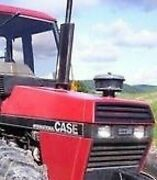 Made To Fit Case Ih Muffler K203563 And K304708 1594 1690 Diesel