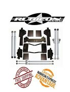 Rubicon Express Extreme Duty Long Arm Upgrade For And03993-and03998 Jeep Grand Cherokee Zj