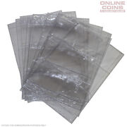 Vst Mint Mark - Collector Coin 3 Pocket Pages To Suit Vst Album - 10 Pages