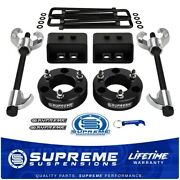 3 Front 3 Rear Lift Kit Spring Compressor Tool For 2004-2020 Ford F150 2wd 4wd