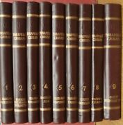 Commodity Dictionary In 9 Volumes Russian Soviet Merchandise Manual Book Rare