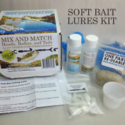 Make Your Own Soft Bait Fishing Lures Kit