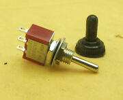 50set Waterproof Momentary Mini Toggle Switch On-off-on 3pin 3a 250v 5a 125v